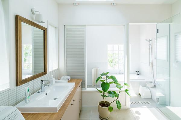 画像:浴室クリーニング